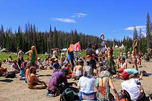 Which Hippie Festival Should You Att...