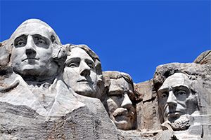 Which Mt. Rushmore President Are You?