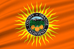 Which Orange County, California City...