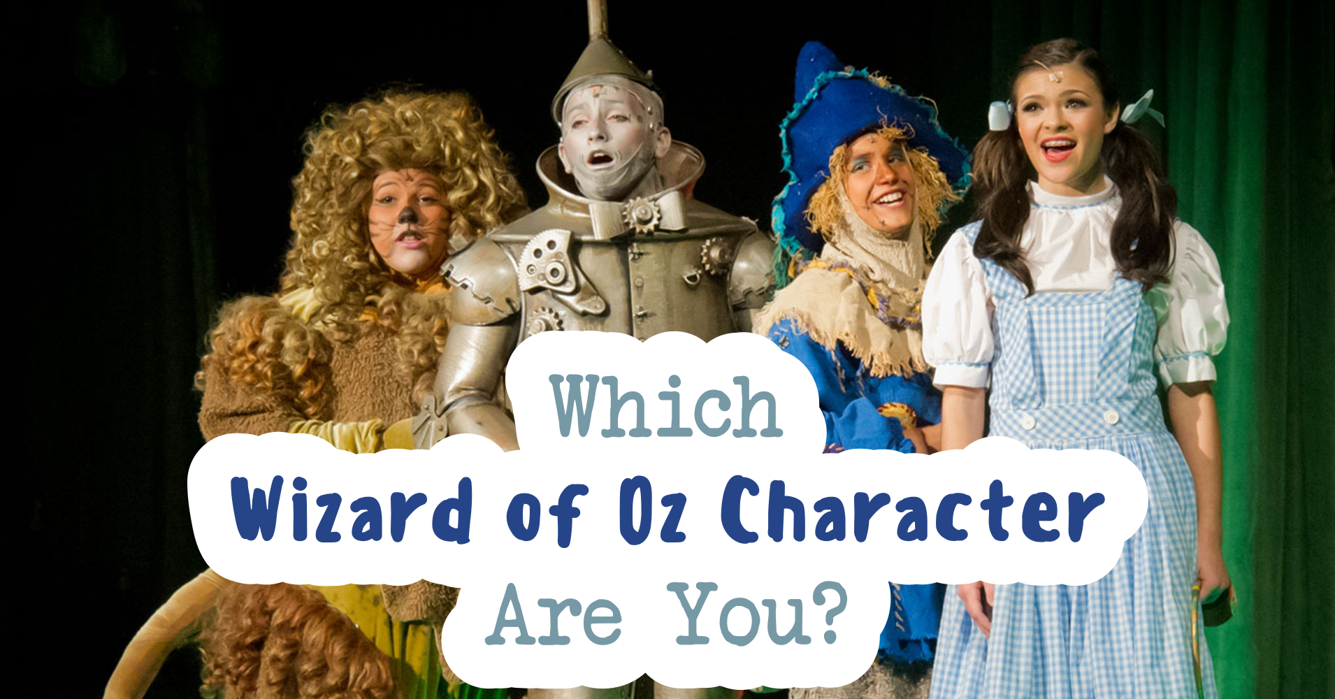 Wizard Of Oz Characters
