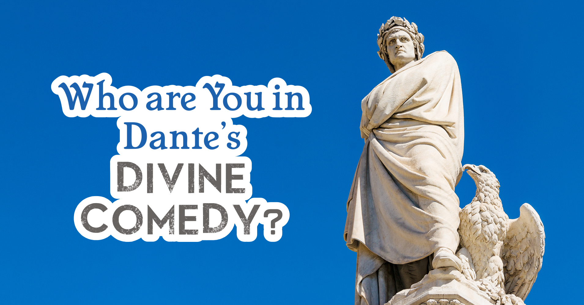 Divine comedy questions and answers