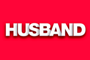 Find secret email addresses of husband
